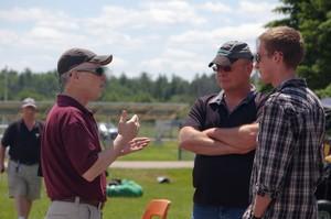 Ottawa Aviation Services Flight Instructor, Lance Carr
