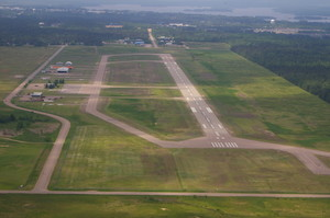 Pembroke & Area Airport Runway